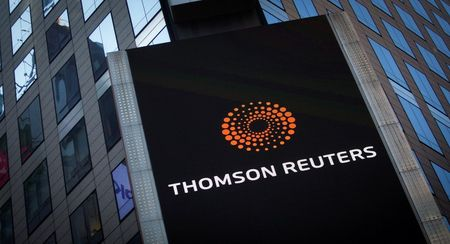 Thomson Reuters expects revenue growth in 2016