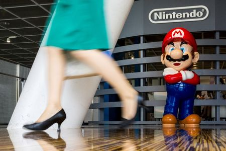 Nintendo posts first-quarter loss, delays launch of accessory for Pokemon GO