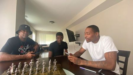 A Chicago dad wanted revenge after his son was shot. An outreach worker talked him down